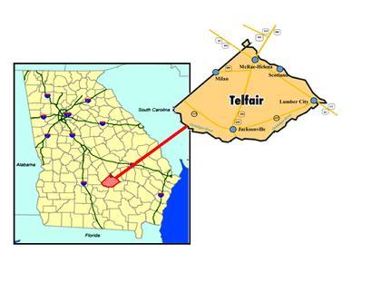 Telfair County Ga